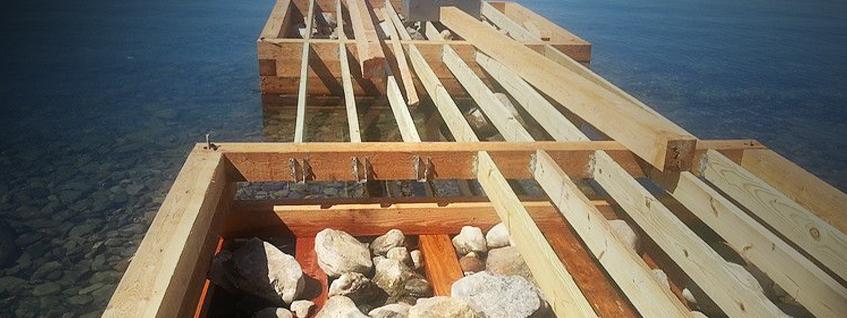 Crib Dock Repair & Replacement