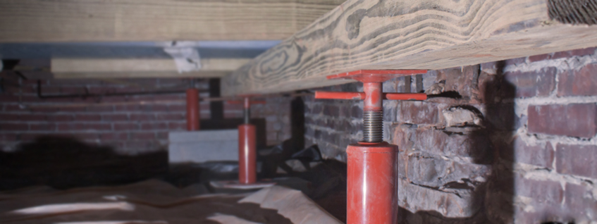 Structural JAcking and Leveling